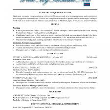 Resume Template With Volunteer Experience Best of Hospital Volunteeresume Example Httpwwwresumecareerinfo Template