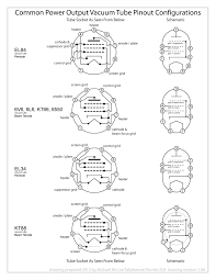tube socket wiring diagram thank you
