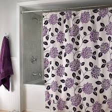 Inspiring Plum Colored Shower Curtains Decor with Best 25 Pretty