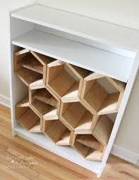 Diy Shoe Storage Hexagon Diy Shoe Rack Designer Trapped In A Lawyers Body