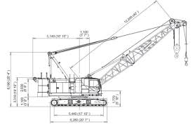 Manitowoc 16000 Load Chart Crane Load Charts Brochures And Specifications