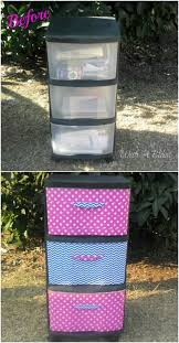 decorating plastic storage drawers lovely 60 plastic bin and drawer decorating ideas to beautify your home