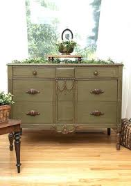 painted green furniture. Olive Green Dresser Medium Size Of Painted Furniture Large F