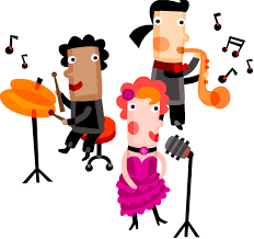 Image result for music concert clipart