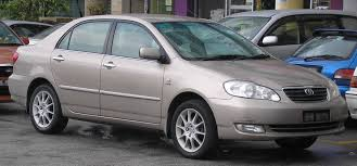 2007 Toyota Corolla Altis 2.0 related infomation,specifications ...
