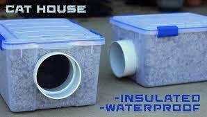 diy outdoor cat house plan insulated cat house plans with regard to outdoorcathouseplans diy outdoor cat