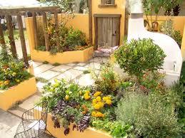 How To Design A Mediterranean Garden New Mediterranean Garden Design Image