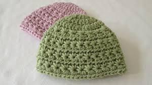 Baby Beanie Crochet Pattern 3 6 Months New Design Inspiration
