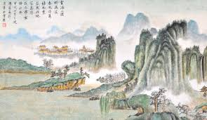 originating as artwork for decorative and ornamental purposes chinese painting techniques evolved into a classic