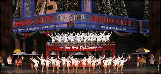 Radio City Music Hall Seating Chart Rockettes Radio City Christmas Spectacular Tv Review The New