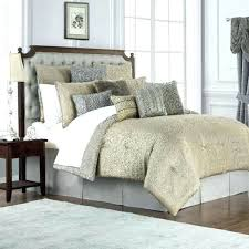 White And Grey Bed Sets White Comforter Set Queen Light Grey ...