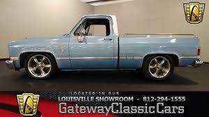 1984 Chevrolet C10 Pickup - Louisville Showroom - Stock # 1495 ...