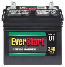 everstart lawn and garden lead acid