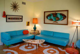 Delightful Retro Escape Living Room Cheap Budget