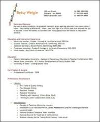 Elementary School Teacher Resume | Rules to Get that Important Interview