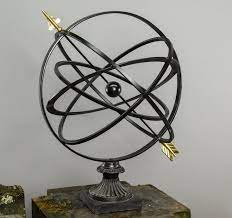 30 large armillary sundial new