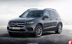 It will slot in between gla and glc models, in accordance with its name. 2020 Mercedes Benz Glb Everything We Know From Its Boxy Looks To Tech And Engines Carscoops