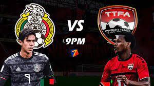 México vs Trinidad & Tobago Amistoso ...