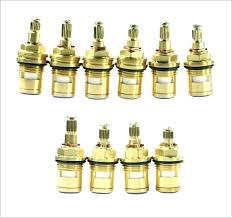 delta shower faucet cartridge faucet delta shower cartridge old and new delta shower valve cartridge part