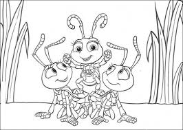 Small Picture Bug Coloring Pages For Preschoolers Coloring Pages