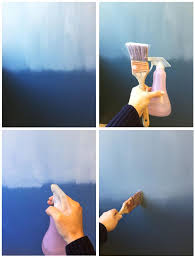 Small Picture Ombre Walls Painting Techniques Designs and Ideas Ombre