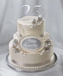 Wedding Ideas Bridal Cake Designs Eye Catching 25th Wedding