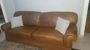 leather couch big 3 seater designer full leather couch