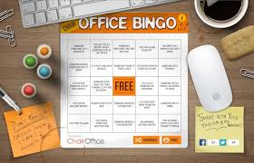 Office Bingo Bored At Work Lets Play Office Bingo Wow Ways Of Working