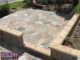 san go masonry contractor stone rock patio walkway 1 jpg