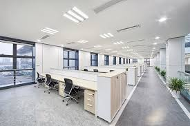 pictures for an office. Ducted Air Conditioning In A Large Open Plan Office Pictures For An
