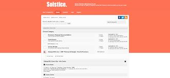 Solstice Smf 2 0 Theme Themes Idesignsmf Free Responsive