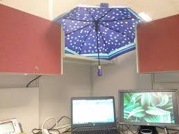 overhead office lighting. Office Overhead Lighting Umbrella Over Cubicle O