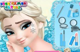 elsa wedding makeup frozen make up tutorial game