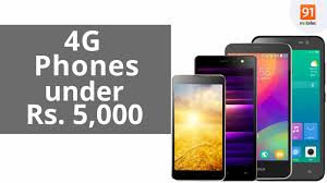 Intex 4g Mobile 5000 Price