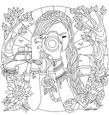 Free Printable Coloring Pages For Girl Scouts Coloring Pages For