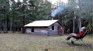 martin s off grid cabin