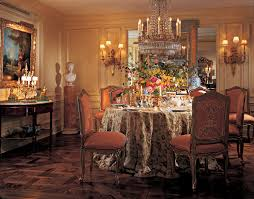 Design For Dining Room Simple William R Eubanks Interior Design And Antiques Exquisite Spaces