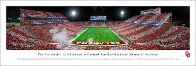 Oklahoma Sooner Football Stadium Seating Chart Memorial Stadium Facts Figures Pictures And More Of The