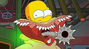 The Simpsons Season 19 Episode 5 Simpsons Treehouse Of Horror Xviii