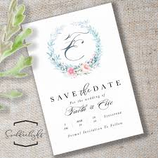 Save The Date Designs Save The Date
