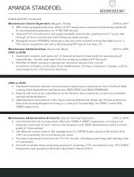 Example Of Federal Government Resume Federal Resume Samples Format
