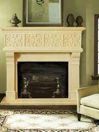 rosamond cast stone fireplace mantel indoor fireplaces