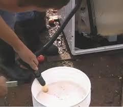 photo du résultat de la fabrication de jus de pomme maison avec la méthode décrite dans la vidéo suivante