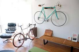 Bike hanger for apartment Tiny Trend Hunter 17 Spacesaving Bike Racks