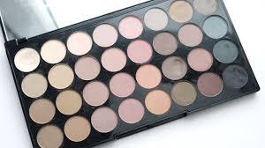 makeup revolution flawless matte palette