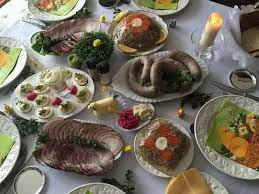 Easter feasts, recipes, party ideas, and menus that range from classic to italian. Easter Traditions In Poland Eggs Food And Basket