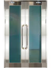1 5h glazed steel fire rated door