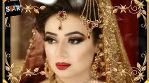 nikaah asian bridal makeup real bride enement traditional