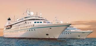 Star Legend Small Cruise Ship Windstar Cruise Line