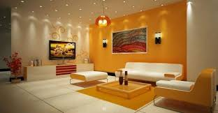 popular paint colors for living roomInterior Paint Living Room Bright Orange Small Living Room Paint
